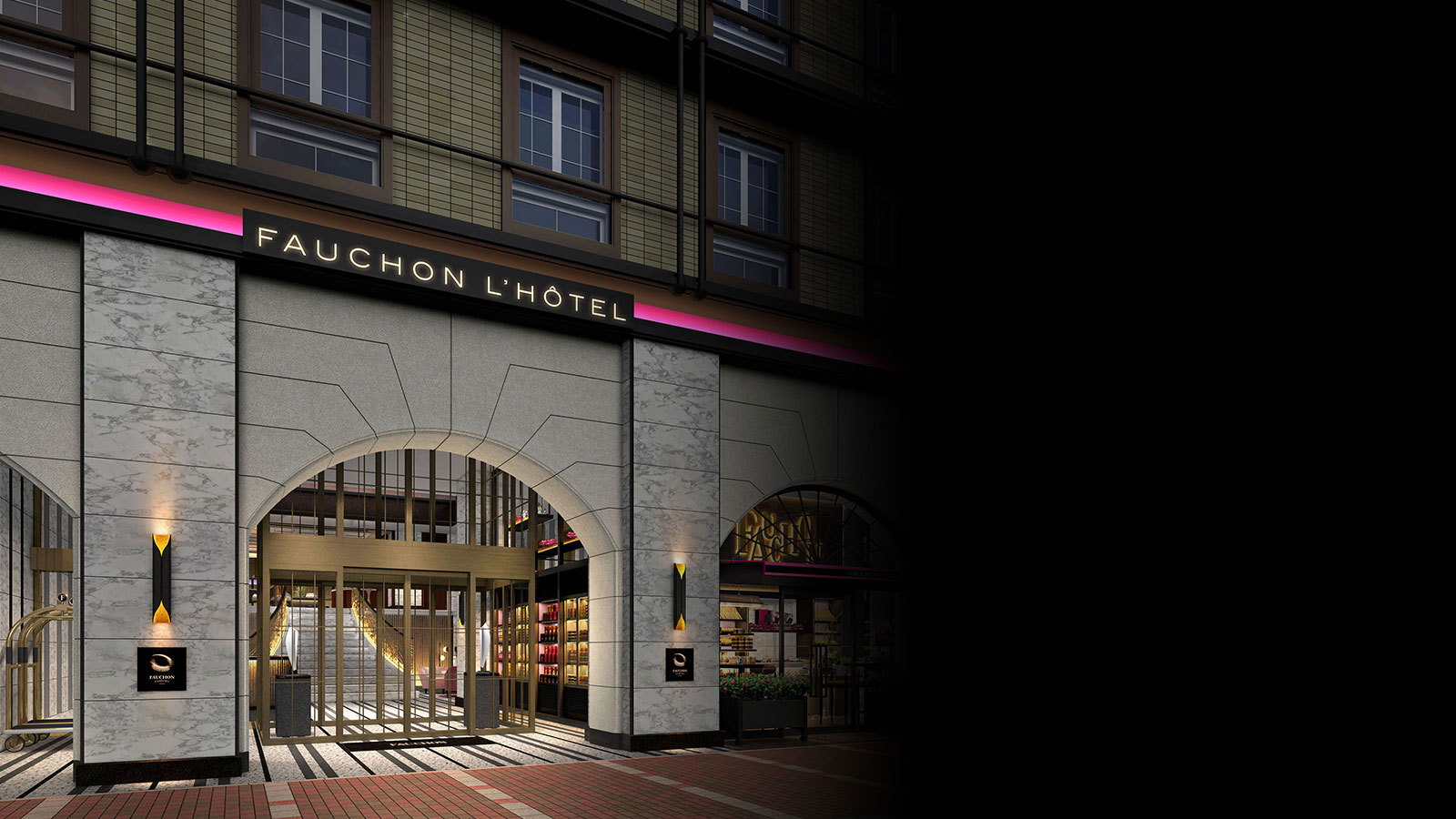 Fauchon Hotel Kyoto OPENING SOON