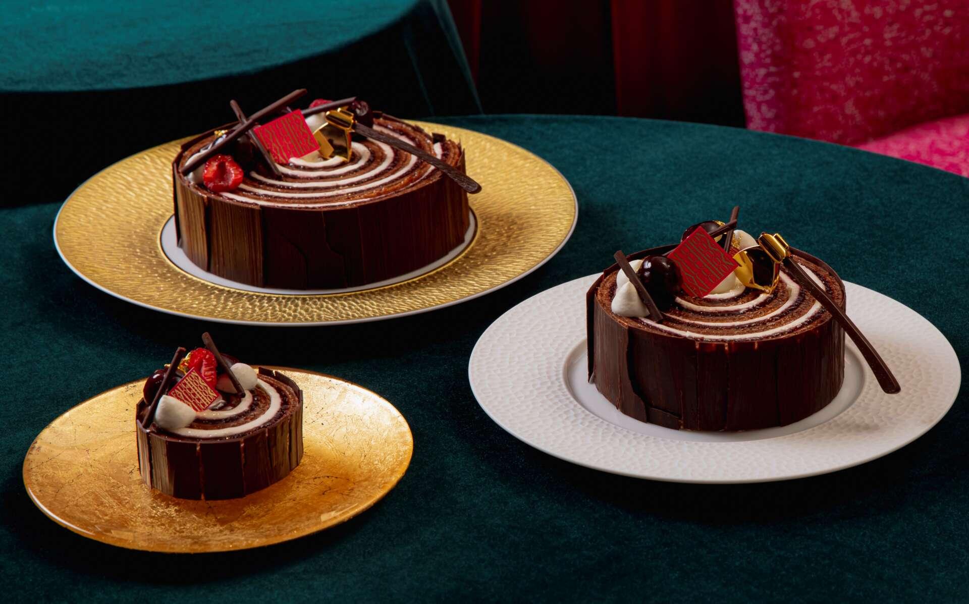 <フォションホテル京都が初めて迎えるクリスマス!> 限定クリスマスケーキ